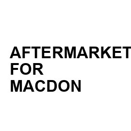 Aftermarket for MacDon