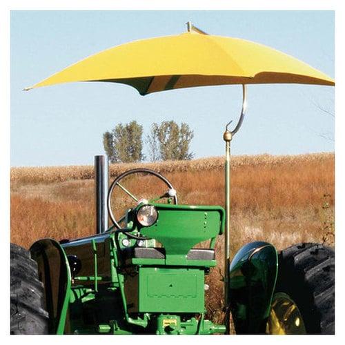 Tractor Umbrella Yellow - image 2