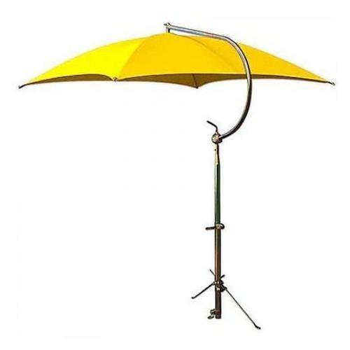 Tractor Umbrella Yellow - image 1