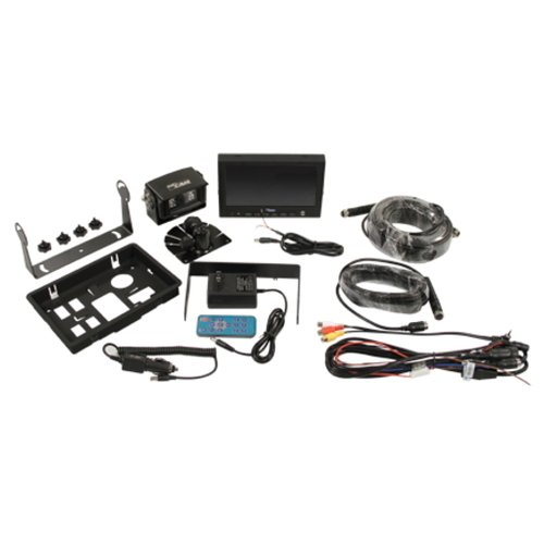 "Ford New Holland Cabin Camera Video System with 7"" Monitor & 1 Camera Kit - image 2"