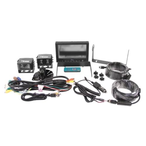 Ford New Holland Cabin Camera Quad Monitor Kit - image 2