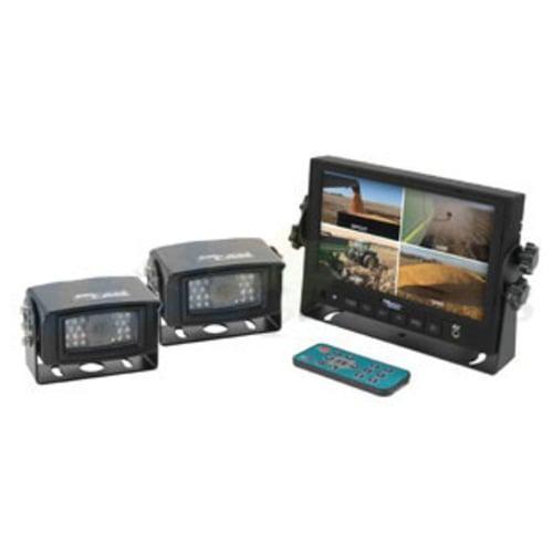 Ford New Holland Cabin Camera Quad Monitor Kit - image 1
