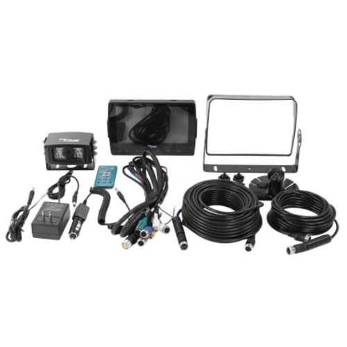 """Ford New Holland Cabin Camera Video System with 7"""" Monitor & 1 Camera Kit - image 2"""