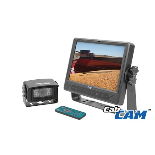 "Ford New Holland Cabin Camera Video System with 9"" Monitor & 1 Camera Kit - image 1"
