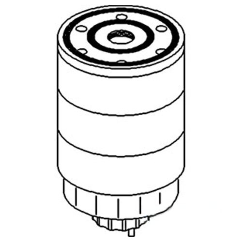 fleetguard ff5064 fuel filter