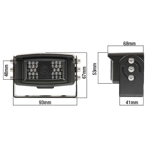 Steiger PAL Video Format CabCAM Camera - image 2