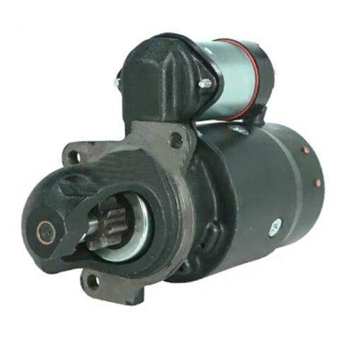 STARTER HYSTER FORK LIFT H60C H60CP H60H H70 H70C H70CP H80 H80C H80CP P125
