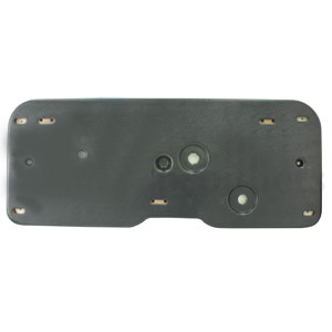 A-K7501-56120 Kubota Utility Vehicle RTV900 Dark Gray Vinyl Back Cushion Seat Part No SW14411